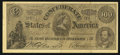 Confederate Notes:1863 Issues, T56 $100 1863 Facsimile Advertising Note.. ...