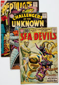 Silver Age (1956-1969):Miscellaneous, DC Silver Age Comics Group of 20 (DC, 1960s) Condition: Average VG-.... (Total: 19 Comic Books)