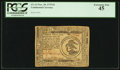 Colonial Notes:Continental Congress Issues, Continental Currency November 29, 1775 $3 PCGS Extremely Fine 45.....