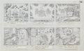 "Original Comic Art:Miscellaneous, Jack Kirby Fantastic Four ""Blastaar the Living Bomb Burst"" Storyboard #72 Original Art (DePatie-Freleng, 1978)...."