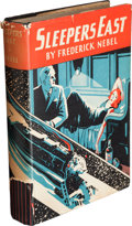 Books:Mystery & Detective Fiction, Frederick Nebel. INSCRIBED. Sleepers East. Boston: Little,Brown, and Company, 1933....