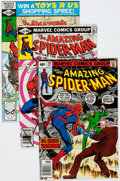Modern Age (1980-Present):Superhero, The Amazing Spider-Man Group of 58 (Marvel, 1978-92) Condition:Average NM-.... (Total: 59 Comic Books)