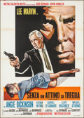 "Movie Posters:Crime, Point Blank (MGM, 1968). Italian 2 - Foglio (39.25"" X 55""). Crime....."
