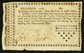 Colonial Notes:Georgia, Georgia 1776 1s Fine.. ...