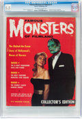 Magazines:Horror, Famous Monsters of Filmland #1 (Warren, 1958) CGC FN- 5.5 Off-white to white pages....