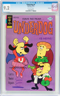 Bronze Age (1970-1979):Cartoon Character, Underdog #4 File Copy (Gold Key, 1975) CGC NM- 9.2 Off-whitepages....