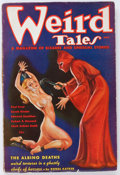 Pulps:Horror, Weird Tales - March 1936 (Popular Fiction, 1936) Condition: VG+....