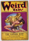 Pulps:Horror, Weird Tales - June 1937 (Popular Fiction) Condition: GD....
