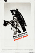 "Movie Posters:Action, Magnum Force (Warner Brothers, 1973). One Sheet (27"" X 41""). Action.. ..."