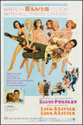 "Movie Posters:Elvis Presley, Live a Little, Love a Little (MGM, 1968). One Sheet (27"" X 41""). Elvis Presley.. ..."