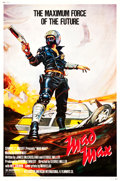 "Movie Posters:Science Fiction, Mad Max (American International, 1980). Poster (40"" X 60"").. ..."