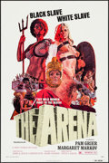 "Movie Posters:Sexploitation, The Arena & Other Lot (New World, 1974). One Sheets (2) (27"" X41""). Sexploitation.. ... (Total: 2 Items)"
