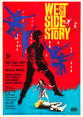 "Movie Posters:Academy Award Winners, West Side Story (United Artists, 1962). Italian 4 - Foglio (55"" X 77.5"").. ..."