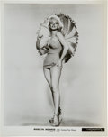 Miscellaneous Collectibles:General, 1954 Marilyn Monroe Original Photograph by Bert Reisfeld, PSA/DNAType 1....
