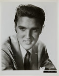 Miscellaneous Collectibles:General, 1957 Elvis Presley Original Photograph, PSA/DNA Type 1....