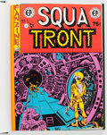 Magazines:Fanzine, Squa Tront #1-9 Bound Volumes (Jerry Weist, 1967-83).... (Total: 3 Items)
