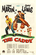 "Movie Posters:Sports, The Caddy (Paramount, 1953). One Sheet (27"" X 41"").. ..."