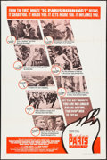 "Movie Posters:War, Is Paris Burning? (Paramount, 1966). One Sheet (27"" X 41"") Style B.War.. ..."