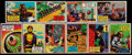 Non-Sport Cards:Sets, 1959 Topps Isolation Booth High Grade Complete Set (88) WithWrapper. ...
