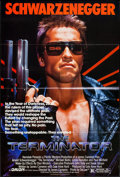 "Movie Posters:Science Fiction, The Terminator & Other Lot (Orion, 1984). One Sheets (2) (27"" X41""). Science Fiction.. ... (Total: 2 Items)"