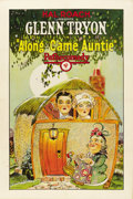 """Movie Posters:Comedy, Along Came Auntie (Pathe', 1926). One Sheet (27"""" X 41""""). ..."""