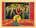 "Movie Posters:Drama, Our Dancing Daughters (MGM, 1928). Lobby Card (11"" X 14""). ..."