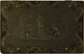 Photography:Ambrotypes, Four Ninth Plate Images in Double-Sided Case (Krainik 559),...