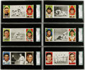 Baseball Cards:Lots, 1912 T202 Hassan Triple Folders SGC-Graded Collection (11). Eachcard has been graded by SGC. Offered are eleven different 1...