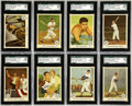 Baseball Cards:Sets, 1959 Fleer Ted Williams High Grade Complete Set (80). The 80-card release from Fleer tells the life story of baseball legend...