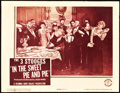 """Movie Posters:Comedy, In the Sweet Pie and Pie (Columbia, 1941). Lobby Card (11"""" X 14"""").. ..."""