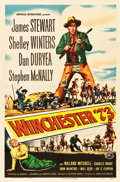 "Movie Posters:Western, Winchester '73 (Universal International, 1950). One Sheet (27"" X41"").. ..."