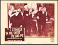 """Movie Posters:Comedy, In the Sweet Pie and Pie (Columbia, 1941). Lobby Card (11"""" X 14"""")....."""