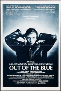 "Out of the Blue (Discovery Films, 1982). One Sheets (5) (27"" X 41""). Drama. ... (Total: 5 Items)"