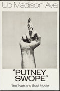 "Movie Posters:Comedy, Putney Swope (Cinema 5, 1969). One Sheet (27"" X 41""). Comedy.. ..."