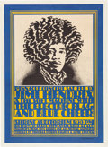 Music Memorabilia:Posters, Jimi Hendrix Shrine Auditorium Concert Poster (Pinnacle, 1968)....