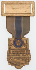 Football Collectibles:Others, 1960 Green Bay American Legion Dept. of Wisconsin Convention Medal - With Lambeau Field. ...
