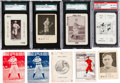 Baseball Cards:Lots, 1910's-1940's Baseball Game & Cards Collection (21). ...