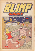 Silver Age (1956-1969):Alternative/Underground, Gothic Blimp Works #5 (East Village Other, 1969) Condition: FN....