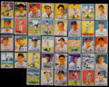 Baseball Cards:Autographs, 1941 Play Ball Signed Reprint Cards Lot of 38. ...