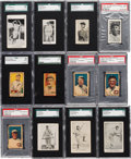 "Baseball Cards:Lots, 1919 - 1931 ""W"" Strip Card Type Collection (38) - With Cards fromTwenty-Seven Different Sets! ..."