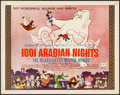 "Movie Posters:Animation, 1001 Arabian Nights (Columbia, 1959). Half Sheet (22"" X 28"") StyleA. Animation.. ..."