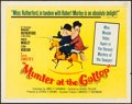 "Movie Posters:Mystery, Murder at the Gallop (MGM, 1963). Half Sheet (22"" X 28""). Mystery....."