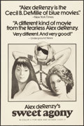 """Movie Posters:Adult, Sweet Agony & Other Lot (Unique Films, 1974). One Sheets (53) (27"""" X 41"""") Flat Folded. Adult.. ... (Total: 53 Items)"""
