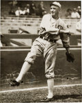 "Baseball Collectibles:Photos, Late 1910's ""Shoeless Joe"" Jackson Original Photograph by CharlesConlon, PSA/DNA Type 1...."