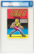 Silver Age (1956-1969):Alternative/Underground, Snatch Comics #1 Third Printing (Apex Novelties, 1968) CGC MT 9.9Off-white to white pages....