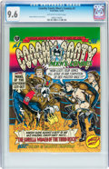 Bronze Age (1970-1979):Alternative/Underground, Coochy Cooty Men's Comics #1 (The Print Mint, 1970) CGC NM+ 9.6 Off-white to white pages....