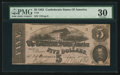 Confederate Notes:1862 Issues, T53 $5 1862 PF-8 Cr. 387.. ...