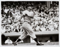 Baseball Collectibles:Photos, 1961 Roger Maris Passes Babe Ruth's Single Season Home Run MarkOriginal News Photograph, PSA/DNA Type 1. ...