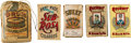 Baseball Cards:Lots, 19th & 20th Century Vintage Tobacco Pack, Pouch and Boxes (27)- An Instant Collection! ...