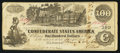 Confederate Notes:1862 Issues, T39 $100 1862 PF-5 Cr. 292(?).. ...